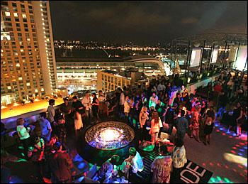 Marriott   Gaslamp   San Diego